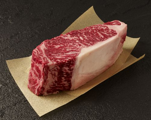 Picture of Wagyu Aged Boneless Double Strip Steak for Two