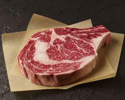 Picture of Wagyu Aged Bone-In Rib Steak