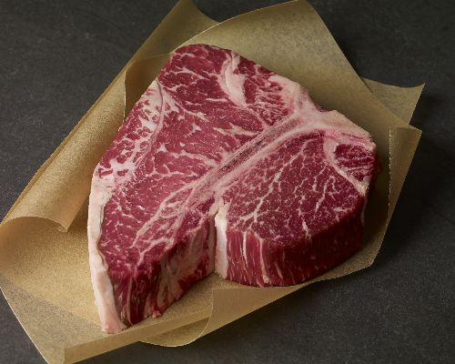 Picture of Natural Prime Dry-Aged Porterhouse Steak
