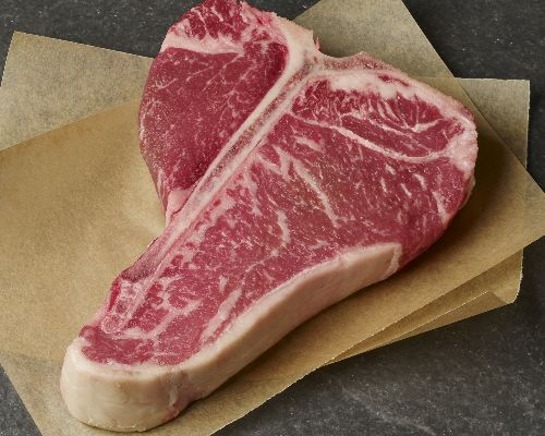 Picture of Natural Prime Dry-Aged T-Bone Steak