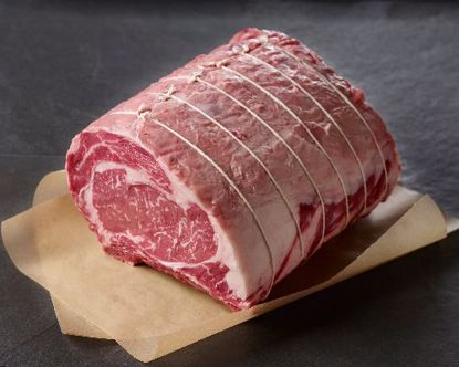 Picture of USDA Prime Dry-Aged Boned & Tied Rib Roasts