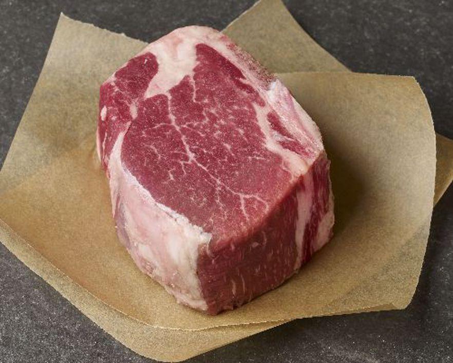 Picture of USDA Prime Bone-In Tenderloin Steak