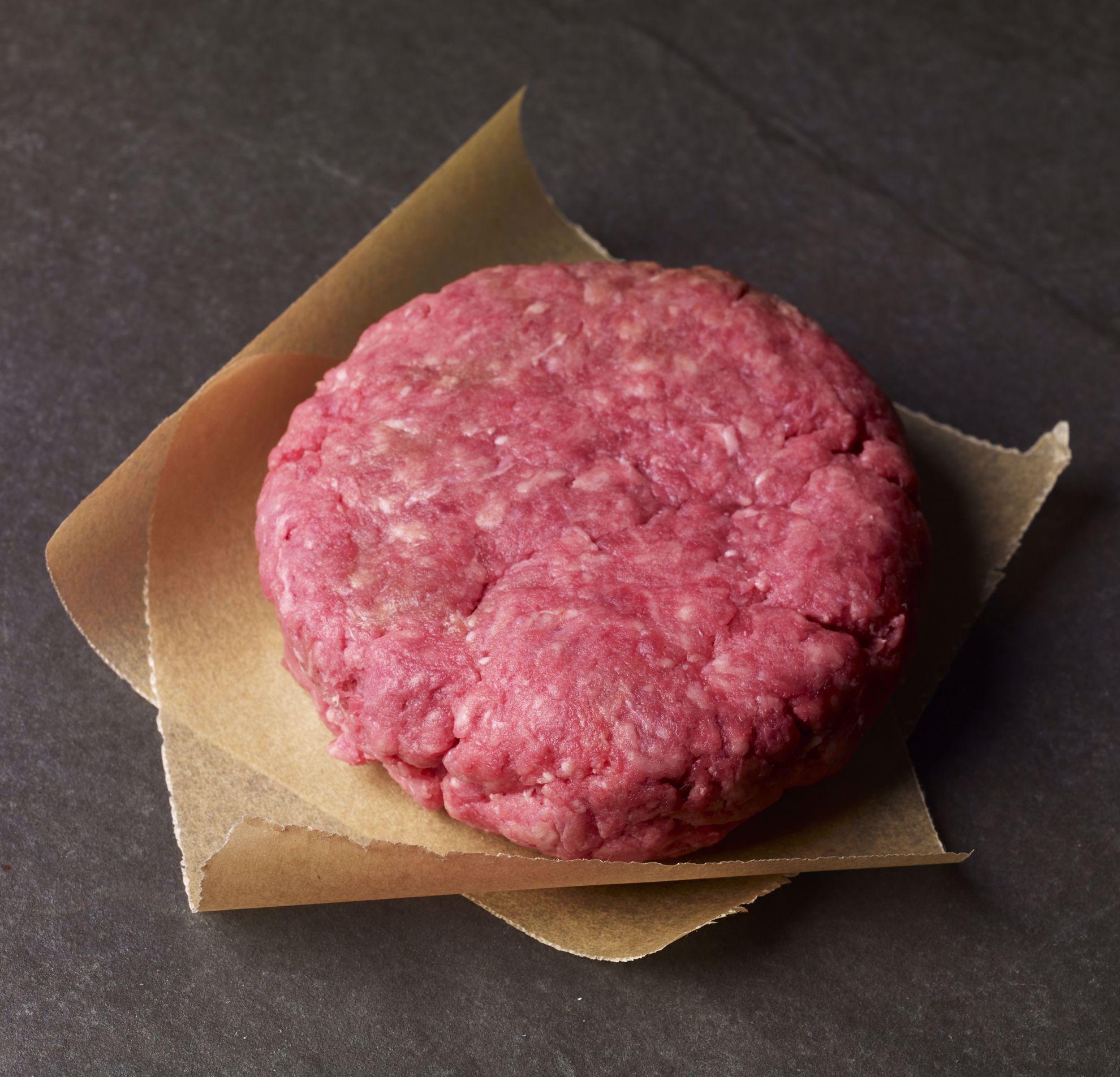 USDA Prime Filet Mignon Burger
