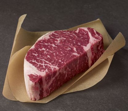 USDA Prime Dry-Aged Boneless Strip Steak