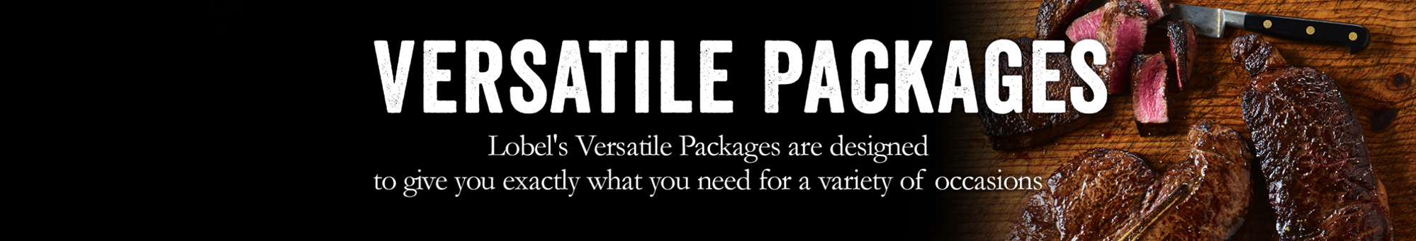 Picture for category Versatile Packages