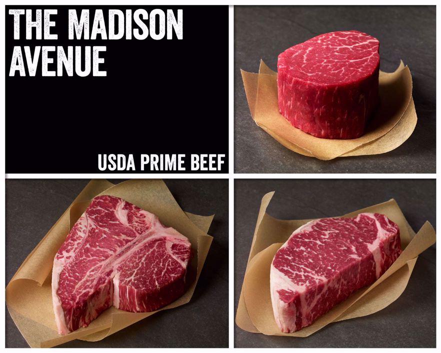 The Madison Avenue - USDA Prime Beef