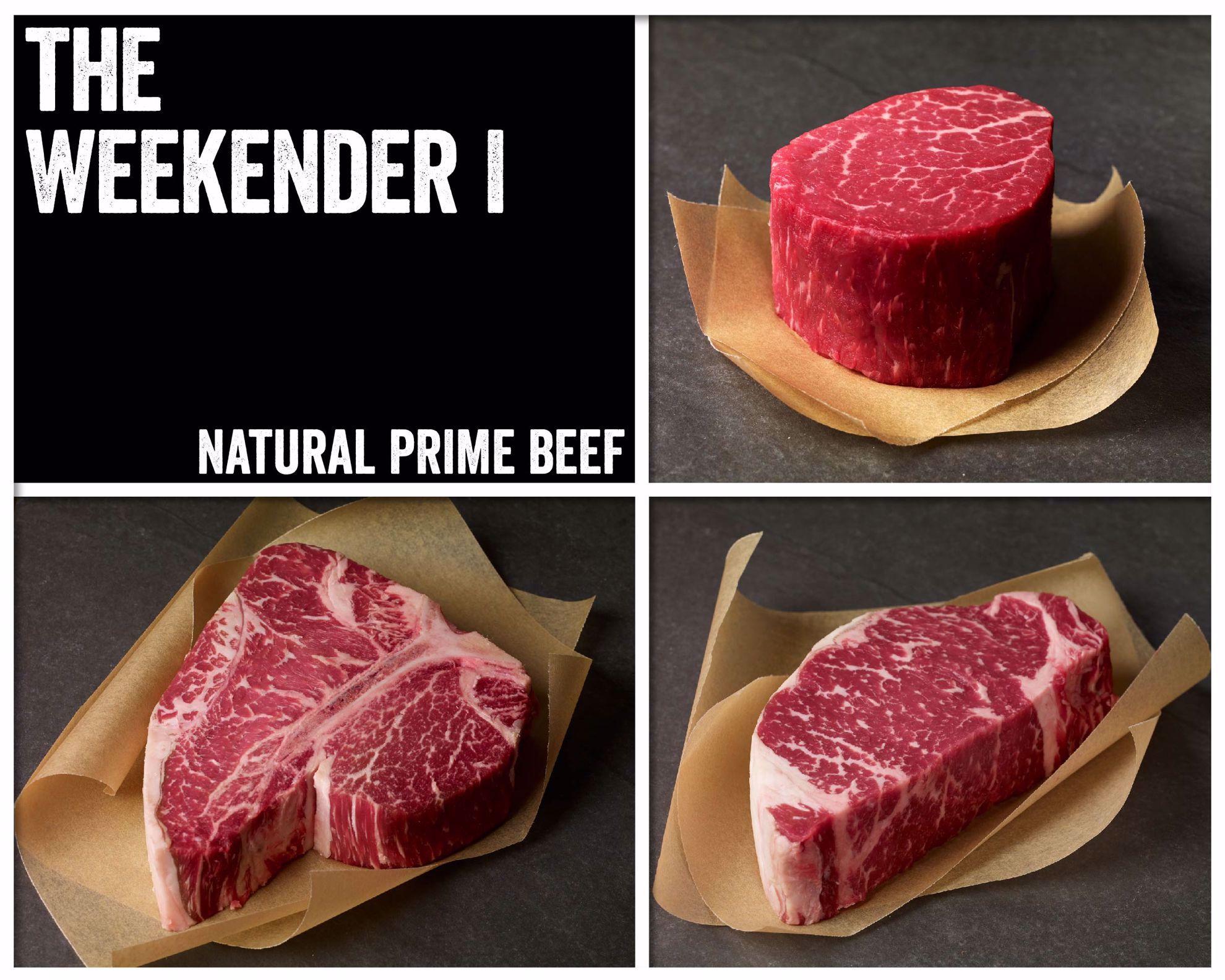 Weekender I (Natural Prime)
