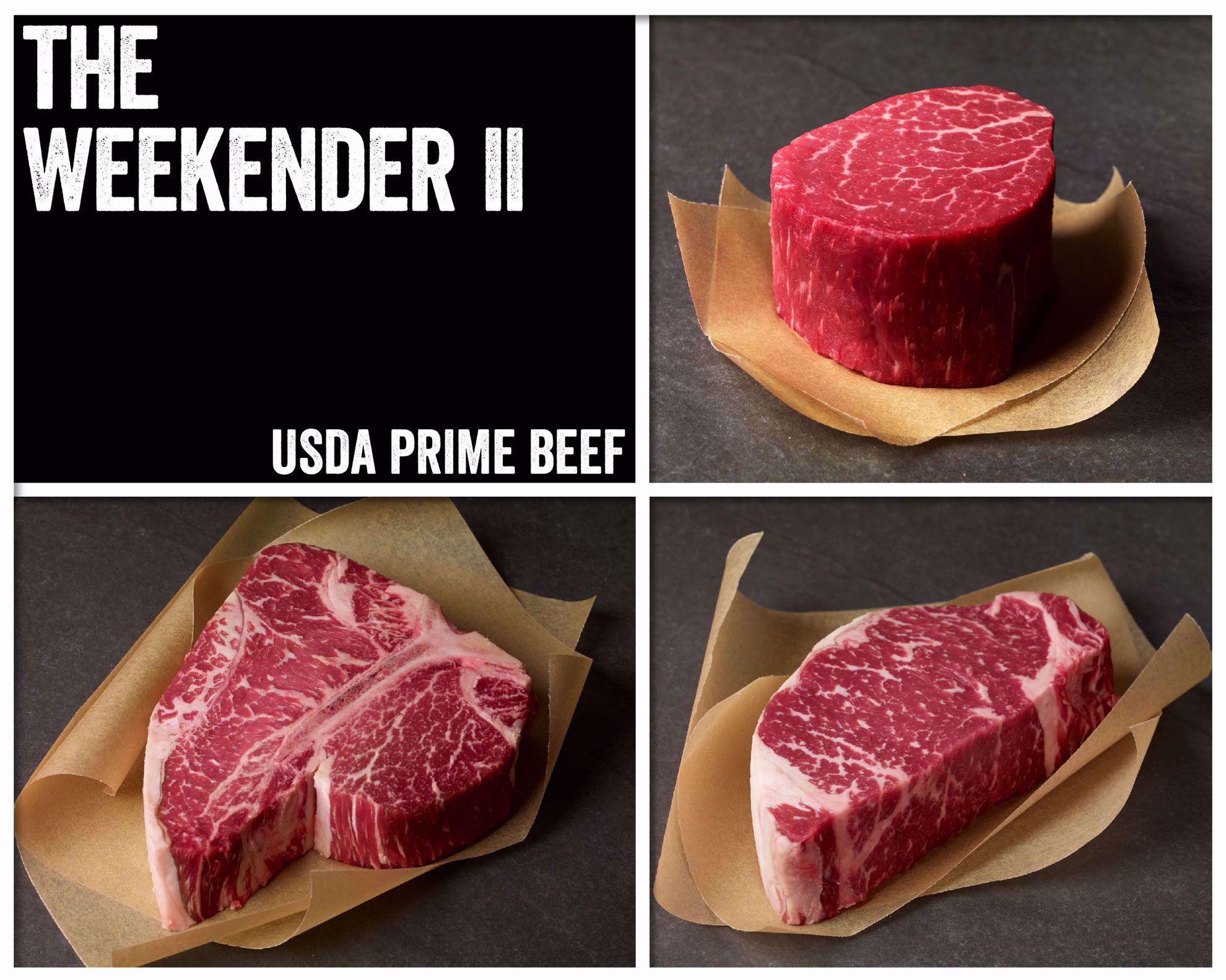 Weekender II - USDA Prime Beef
