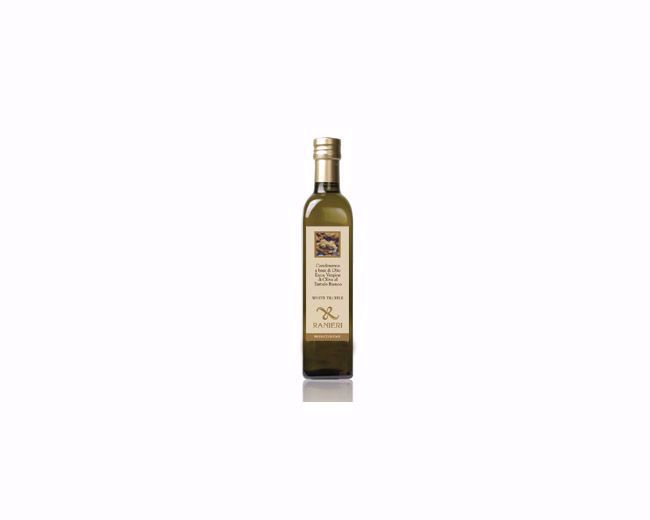 Ranieri White Truffle-Infused Extra Virgin Olive Oils