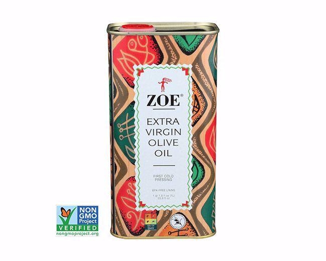 Zoe Extra Virgin Olive Oil NON GMO