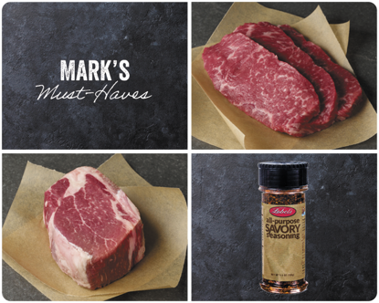 Mark's Must-Haves